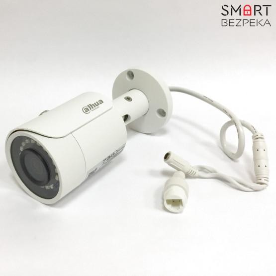 Уличная IP-видеокамера IPC-HFW1230SP-0280B-S2