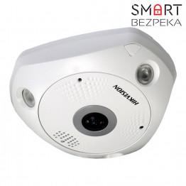Купольная IP-видеокамера Hikvision DS-2CD6362F-IVS