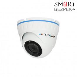 Комплект видеонаблюдения Tecsar 3OUT-DOME - Фото № 7