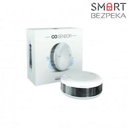 Датчик утечки угарного газа (СО) Z-Wave Plus FIBARO CO Sensor—FGCD-001