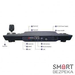 Пульт управления PTZ камерами Hikvision DS-1100KI - Фото № 19