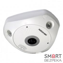 Купольная IP-видеокамера Hikvision DS-2CD6362F-IV