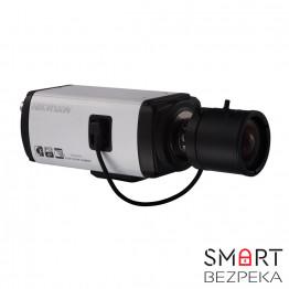 Корпусная IP-видеокамера Hikvision DS-2CD855F-E