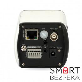 Корпусная IP-видеокамера Hikvision DS-2CD864FWD-E
