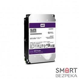 Жесткий диск Western Digital Purple 10TB 256MB WD100PURZ 3.5 SATA III