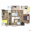Видеонаблюдение AHD 2Мп 4 камеры для квартиры - Фото №3
