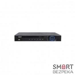 Сетевой IP-видеорегистратор Dahua DH-NVR4216-8P