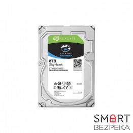Жесткий диск 3.5 Seagate SkyHawk HDD 8TB 7200rpm 256MB ST8000VX0022 SATAIII