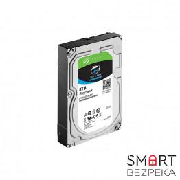 Жесткий диск 3.5 Seagate SkyHawk HDD 8TB 7200rpm 256MB ST8000VX0022 SATAIII - Фото № 4