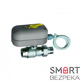 Кран шаровый с электроприводом FAR 300717 108 1