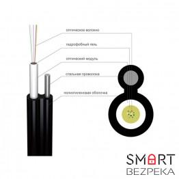 Оптический кабель Finmark UT006-SM-18 на стальной проволоке