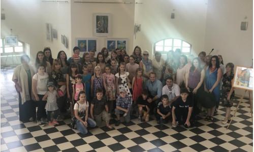 Матеріальна допомога дітям війни від компанії Смарт-Безпека