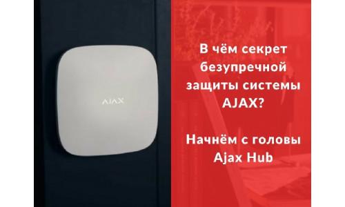 Ajax Hub і OS Malevich – просте вирішення непростих проблем