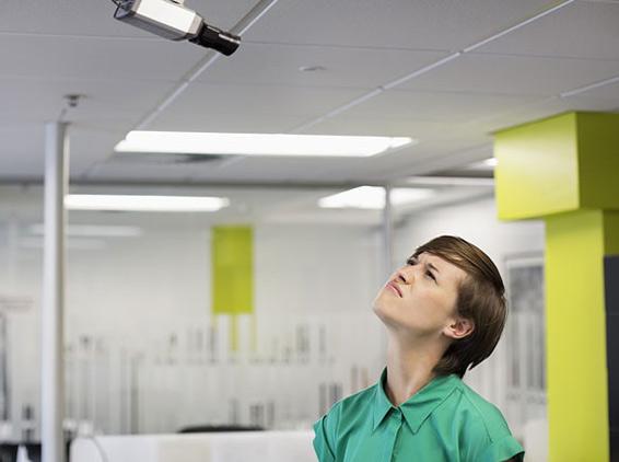 Чи законна установка відеоспостереження в офісі?