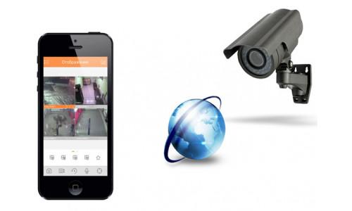 Що таке віддалений доступ до відеоспостереження через інтернет?
