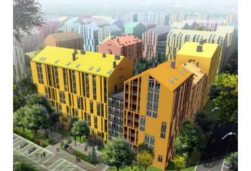 Жилые комплексы и коттеджные городки