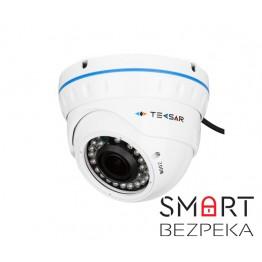 Видеокамера AHD купольная Tecsar AHDD-30V3M-out - Фото № 11