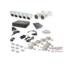 Комплект видеонаблюдения Tecsar 8OUT-MIX3