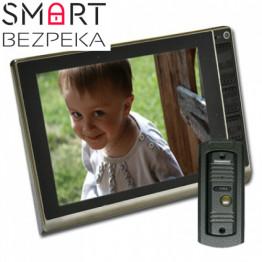 Видеодомофон цветной ATIS AD-806RO/AT305C gray