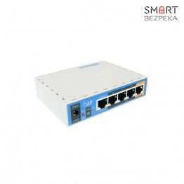 Маршрутизатор Mikrotik RouterBoard RB951Ui-2nD - Фото № 8