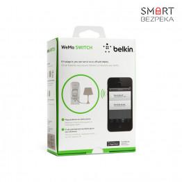 Умная розетка Belkin WeMo Switch (F7C027ea)
