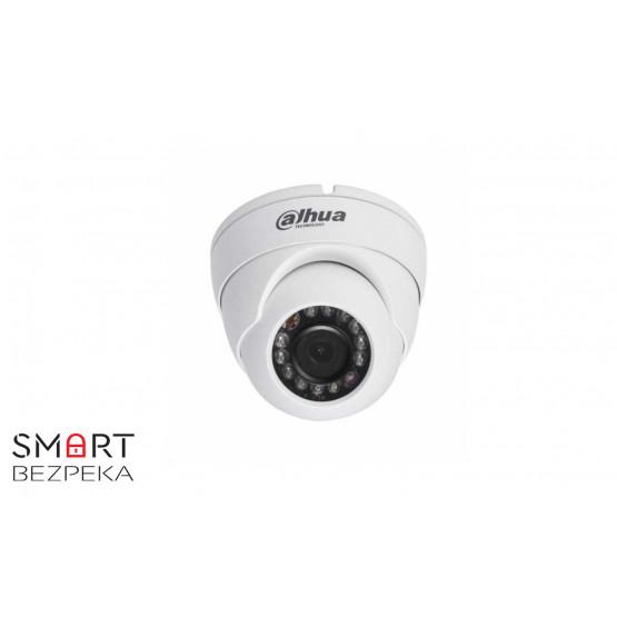 HDCVI видеокамера HAC-HDW1000MP-0280B-S2