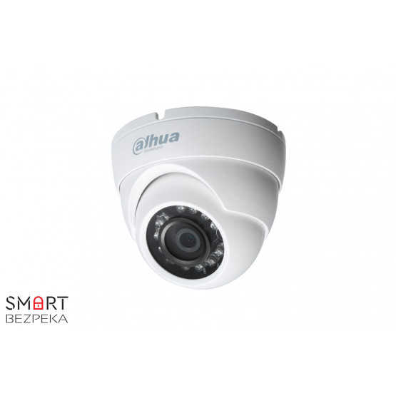 HDCVI видеокамера Dahua HAC-HDW1200MP-S3-0600B