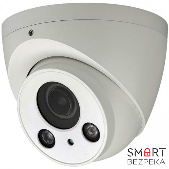 HDCVI видеокамера Dahua HAC-HDW2401RP-Z