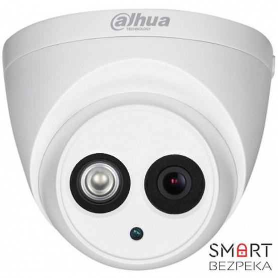 HDCVI видеокамера Dahua HAC-HDW2221EMP-A-0360B