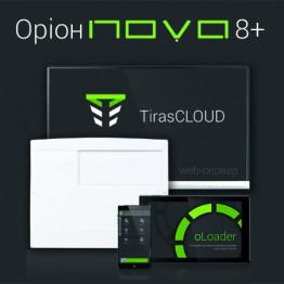 Комплект сигнализации ОРИОН NOVA 8+