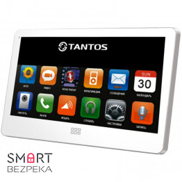 Видеодомофон цветной Tantos NEO Slim (white)