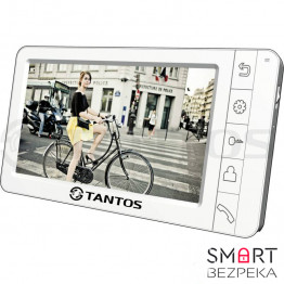 Видеодомофон цветной Tantos Amelie - SD (white)