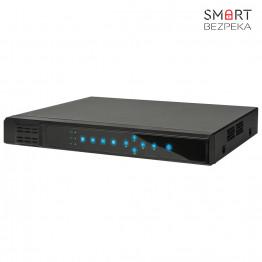 Сетевой видеорегистратор Tecsar Lead NVR-L-32CH2H-M1U