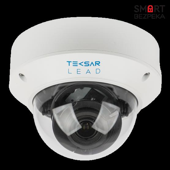 IP-видеокамера купольная Tecsar Lead IPD-L-4M30V-SD-poe