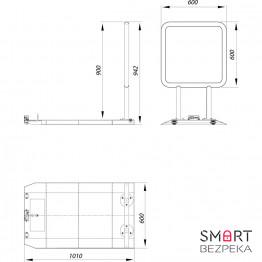 Мобильная платформа Steelarm FRAME-M - Фото № 15