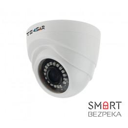 Комплект видеонаблюдения Tecsar AHD 1OUT-2M-AUDIO DOME - Фото № 23