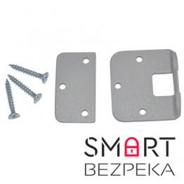 Монтажный комплект lite на метал. дверь (серый)
