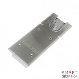 Доводчик напольный GEZE TS 500 NV EN 1-4 с фиксацией 90* (серый)