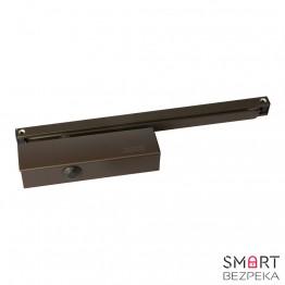 Доводчик дверной Geze TS 5000V ЕN 2/3/4/5/6 со скользящей тягой (коричневый)
