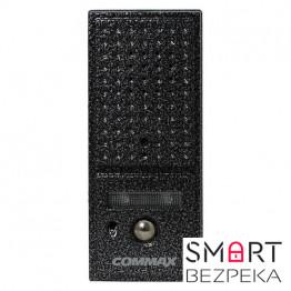 Вызывная панель Commax DRC-4CPN2 (90°) Silver
