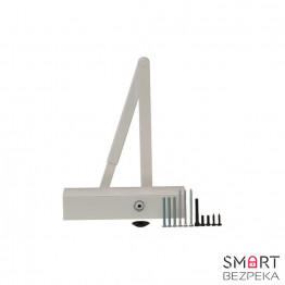 Доводчик дверной Dorma TS-Profil EN 2/3/4 White + size 5 c локтевой тягой - Фото № 6