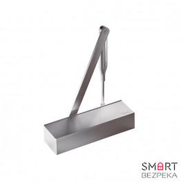 Доводчик дверной Dorma TS 72 EN 2/3/4 с локтевой тягой (silver)