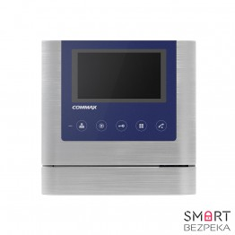 Видеодомофон Commax CDV-43M silver