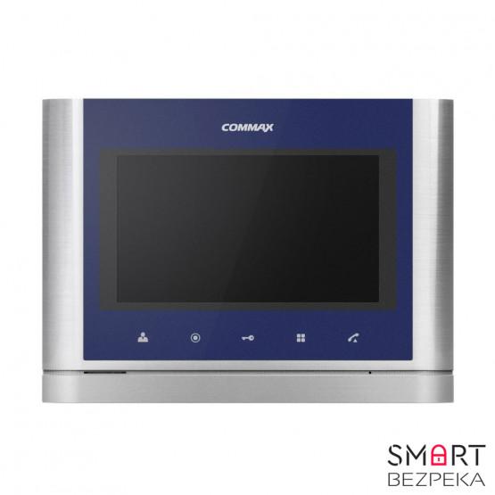 Видеодомофон Commax CDV-70M dark silver