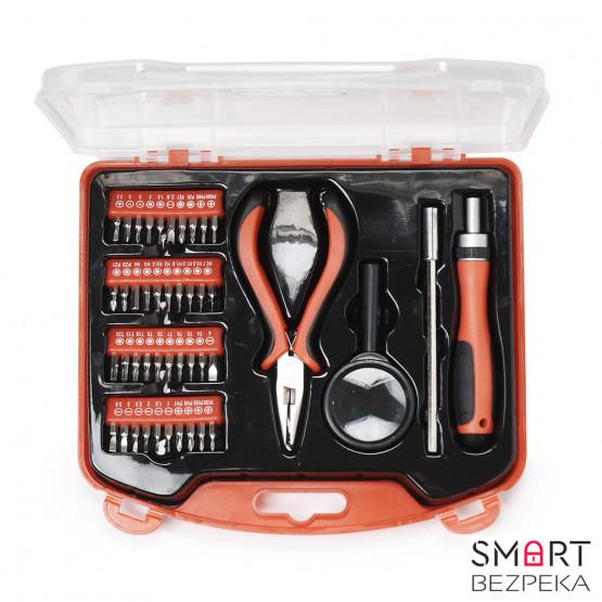 Набор инструментов 40 предметов Cablexpert TK-BASIC-02