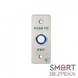 Кнопка выхода Yli Electronic PBK-814A(LED)