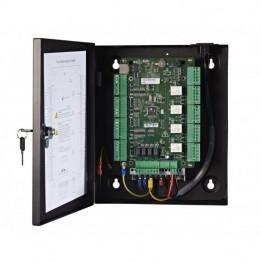 Контроллер Hikvision DS-K2804 для 4 дверей