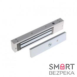 Электромагнитный замок ZKTeco LM1805 с LED индикацией и датчиком контроля двери 180 кг