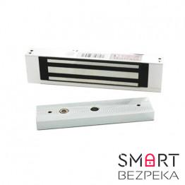Электромагнитный замок ZKTeco LM2805 с LED индикацией и датчиком контроля двери 280 кг