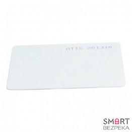 Бесконтактная карта Atis MiFare card (MF-06 print)